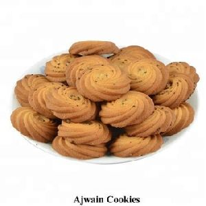 Alif Ajwain Cookies