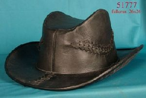 Genuine Leather Hat