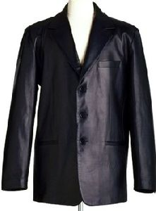 Genuine Leather Mens Coats