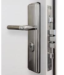 Steel Double Door Handle