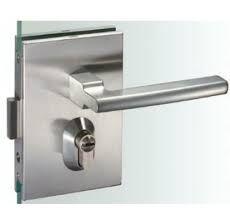 Steel Single Door Handle