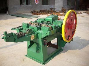 Bolt Making Machine