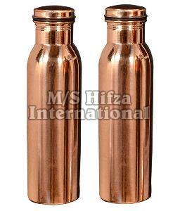 Copper Thermos Design Bottle