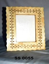 Buffalo Bone Picture Frames