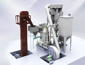 Superfine Powder Making Production Line