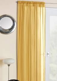 Plain Panel Curtains