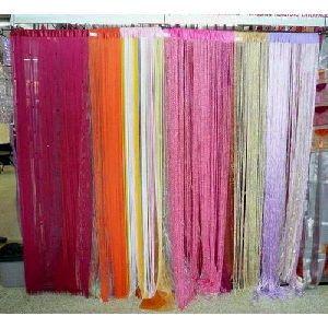 Plain Thread Curtains