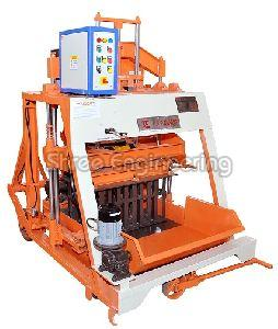 1060mm Triple Vibrator Concrete Block Making Machine