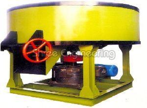700Kg Concrete Pan Mixer