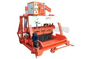860mm Triple Vibrator Double Stroke Concrete Block Making Machine