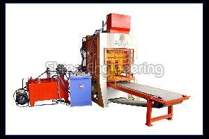 Fly Ash Brick Making Machine (12 Bricks Belt Type)