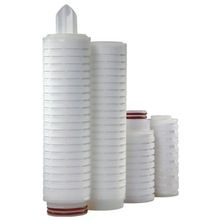 Polypropylene Pleated Cartridge or Filter Consumables
