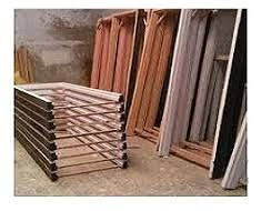 MANUFACTURER OF WOODEN DOOR FRAME AND WINDOW FRAMES WITH WOODEN SHUTTERS