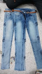 Girls Designer Denim Jeans