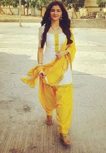 Embroidered Trendy  Salwar Suits