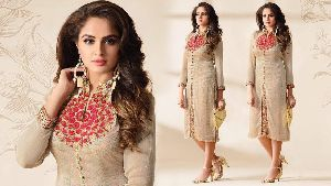 Ladies Designer Georgette Kurti