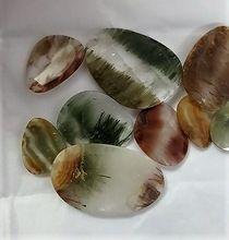 Natural Coloured Rutile Quartz Rough Stone