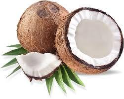 Organic Husked Coconut