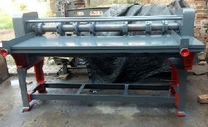 Rotary Corrugated Sheet Cutting Machine