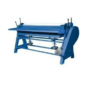 Rubber Roll Sheet Pasting Machine
