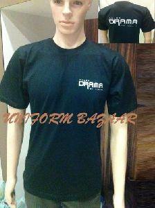 New Style Round Neck Custom Long T Shirt