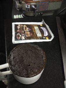 Choco Chip Mug Cake