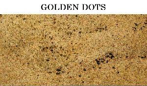 Golden Dots Granite
