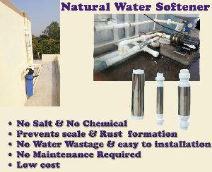 Natural Water Softener