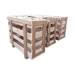Commercial Wooden Packaging Box