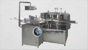 Automatic Rotary Vial Washing Machine