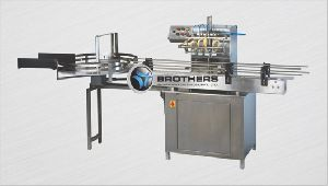 Automatic Twin Head Air Jet Cleaning Machine