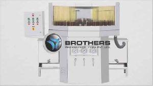 Offline / Semi Automatic Rotary Bottle Washing Machine