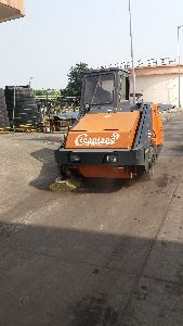 Road Sweeping Machine Rental