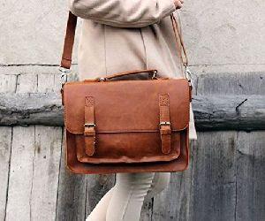 Handmade Bag Laptop Bag Padded Messenger School Bag