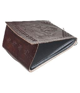 Leather Journal Writing Notebook Antique Handmade Leather Bound
