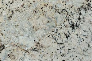 Bianco Satin Granite Slab