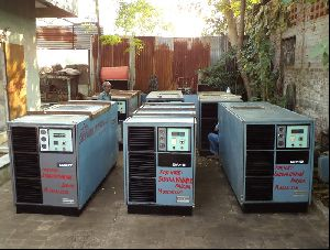 Electrical Driven Air Cooled Compressor