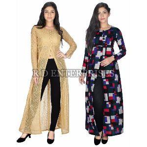 Ladies Party Wear Kurti