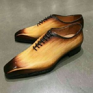 Leather Stylish Casual Shoes For Men
