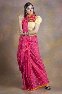 Handwoven Kota Silk Cotton Saree