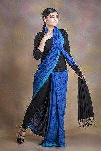 Noil Silk Cotton Saree
