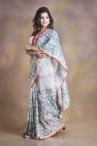 Printed Silk Cotton Saree