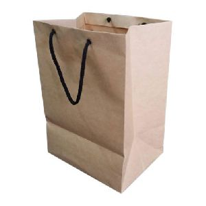 Plain Eco Friendly Brown Paper Bag