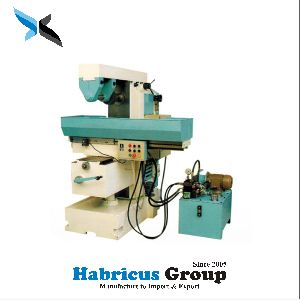 Horizontal Hydraulic Operated Milling Machine