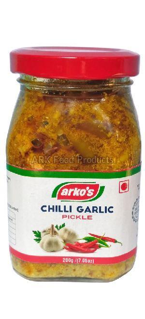 Chilli Garlic Pickle