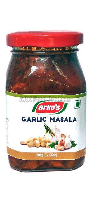Garlic Masala