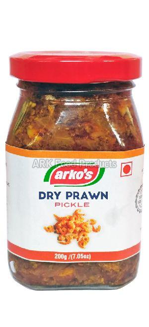 Dry Prawn Pickle