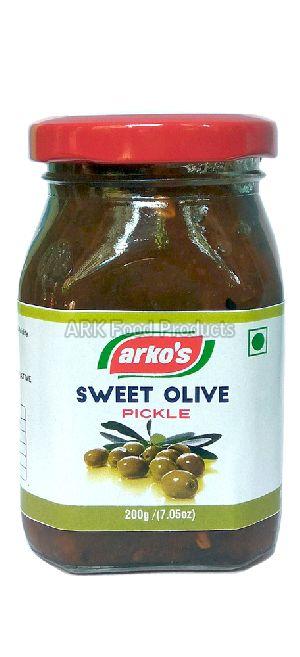 Sweet Olive Pickle
