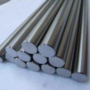 Nickel Based Alloys Wire Bar