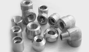 Super Duplex Steel Threaded Pipe Fittings